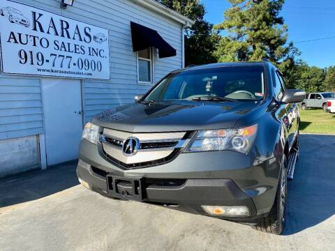 2007 Acura MDX for sale at Karas Auto Sales Inc. in Sanford NC