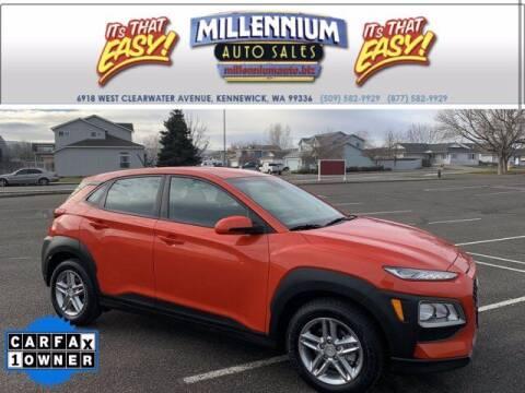 2020 Hyundai Kona for sale at Millennium Auto Sales in Kennewick WA