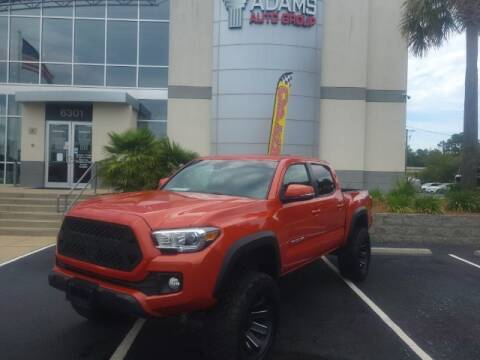 2018 Toyota Tacoma for sale at Adams Auto Group Inc. in Charlotte NC