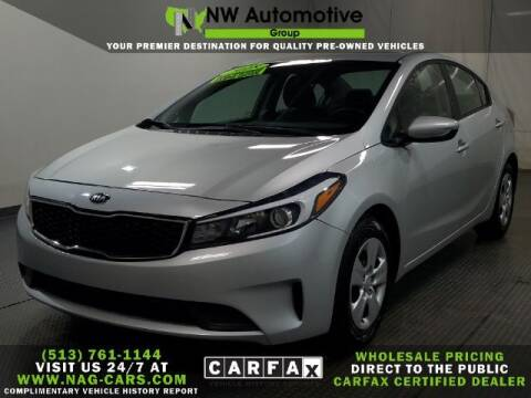 2018 Kia Forte for sale at NW Automotive Group in Cincinnati OH
