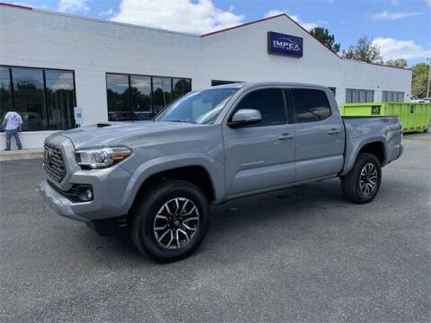 2020 Toyota Tacoma for sale at Impex Auto Sales in Greensboro NC