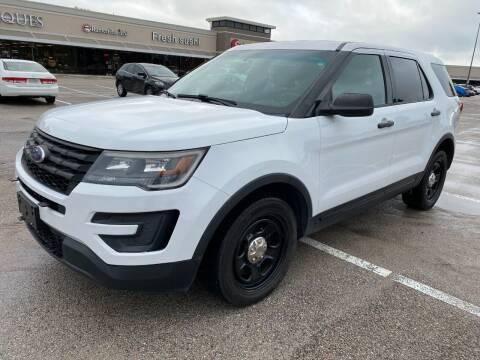 2016 Ford Explorer for sale at T.S. IMPORTS INC in Houston TX