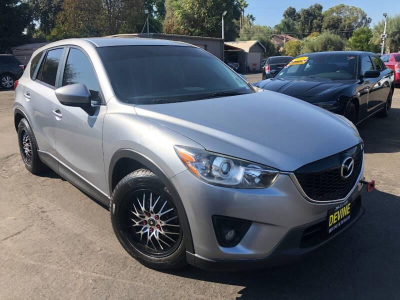 2015 Mazda CX-5 for sale at Devine Auto Sales in Modesto CA
