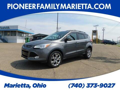 2013 Ford Escape for sale at Pioneer Family preowned autos in Williamstown WV