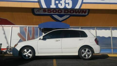 2008 Kia Spectra for sale at Buy Here Pay Here Lawton.com in Lawton OK