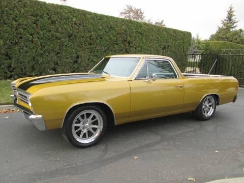 1967 Chevrolet El Camino for sale at Top Notch Motors in Yakima WA