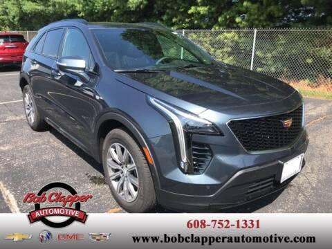 2020 Cadillac XT4 for sale at Bob Clapper Automotive, Inc in Janesville WI