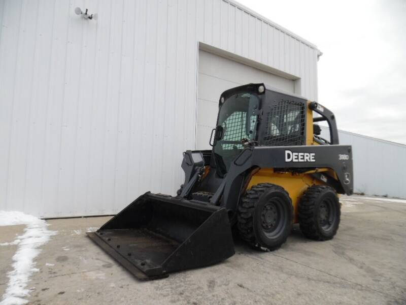 2012 John Deere 318 D  - West Fargo ND