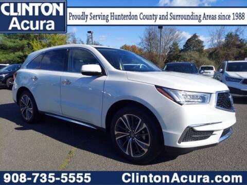 2020 Acura MDX for sale at Clinton Acura new in Clinton NJ