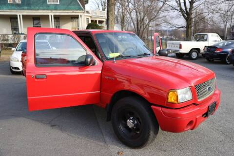 2002 Ford Ranger for sale at FENTON AUTO SALES in Westfield MA