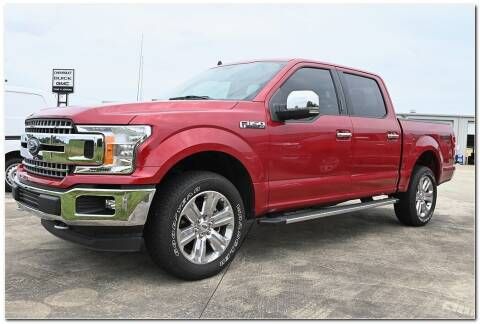 2020 Ford F-150 for sale at STRICKLAND AUTO GROUP INC in Ahoskie NC