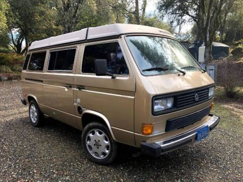 1986 Volkswagen Westfalia for sale at Classic Car Deals in Cadillac MI