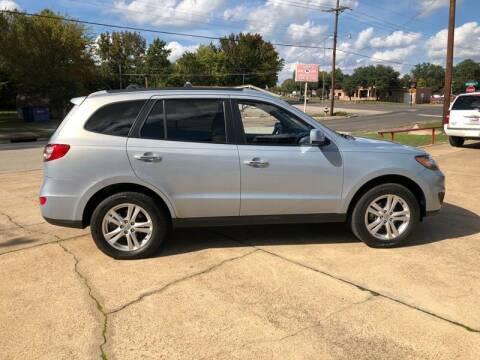 2010 Hyundai Santa Fe for sale at BOB SMITH AUTO SALES in Mineola TX