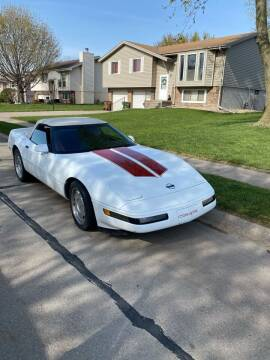 1991 Chevrolet Corvette for sale at Wayne Johnson Private Collection in Shenandoah IA
