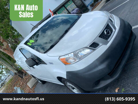 2014 Nissan NV200 for sale at K&N Auto Sales in Tampa FL
