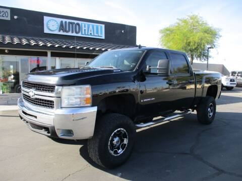 2008 Chevrolet Silverado 2500HD for sale at Auto Hall in Chandler AZ