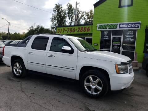 2011 Chevrolet Avalanche for sale at Empire Auto Group in Indianapolis IN