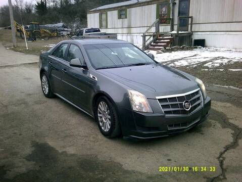 2011 Cadillac CTS for sale at WEINLE MOTORSPORTS in Cleves OH