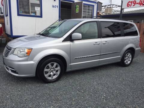 2011 Chrysler Town and Country for sale at DON DIAZ MOTORS in San Diego CA