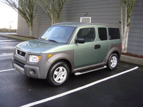 2005 Honda Element for sale at Western Auto Brokers in Lynnwood WA
