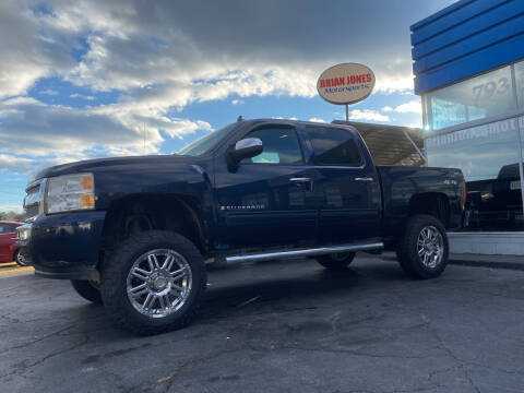 2009 Chevrolet Silverado 1500 for sale at Brian Jones Motorsports Inc in Danville VA