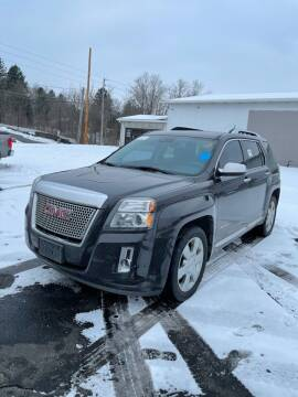 2015 GMC Terrain for sale at Newport Auto Group in Austintown OH