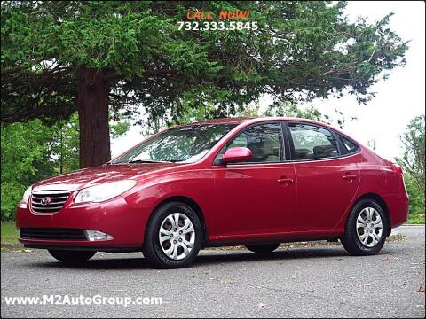 2010 Hyundai Elantra for sale at M2 Auto Group Llc. EAST BRUNSWICK in East Brunswick NJ