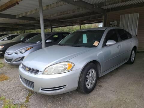 2011 Chevrolet Impala for sale at Mott's Inc Auto in Live Oak FL