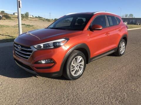 2016 Hyundai Tucson for sale at CK Auto Inc. in Bismarck ND