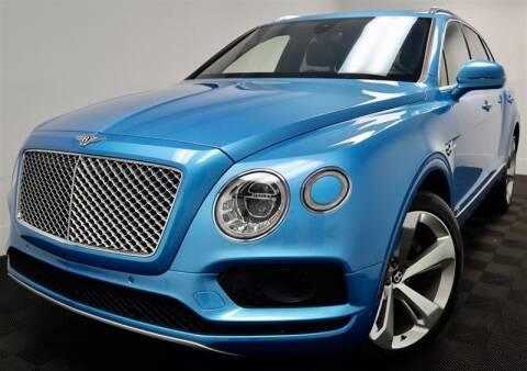 2017 Bentley Bentayga for sale at CarNova in Stafford VA