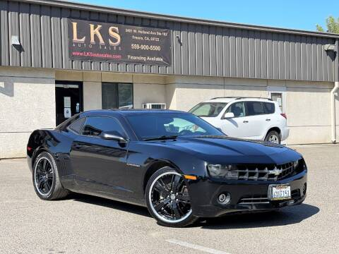 2011 Chevrolet Camaro for sale at LKS Auto Sales in Fresno CA