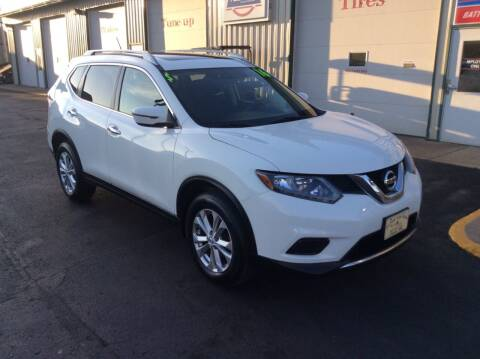 2016 Nissan Rogue for sale at TRI-STATE AUTO OUTLET CORP in Hokah MN