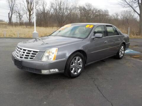 2007 Cadillac DeVille for sale at Right Place Auto Sales in Indianapolis IN