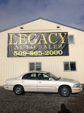 2002 Buick Park Avenue for sale at Legacy Auto Sales in Toppenish WA
