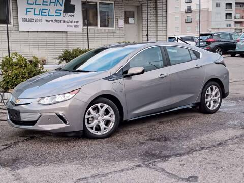 2017 Chevrolet Volt for sale at Clean Fuels Utah - SLC in Salt Lake City UT