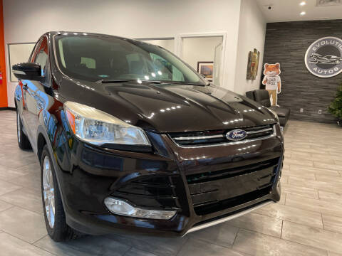 2013 Ford Escape for sale at Evolution Autos in Whiteland IN