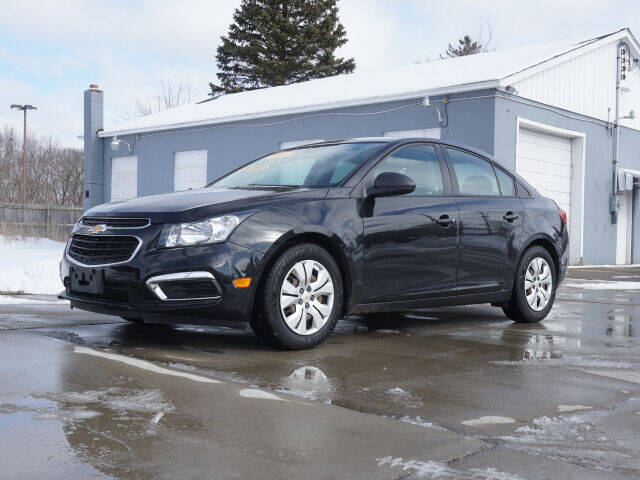 2016 Chevrolet Cruze Limited for sale at Royal AutoTec in Battle Creek MI