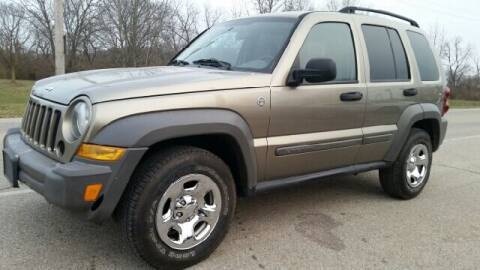 2006 Jeep Liberty for sale at Superior Auto Sales in Miamisburg OH