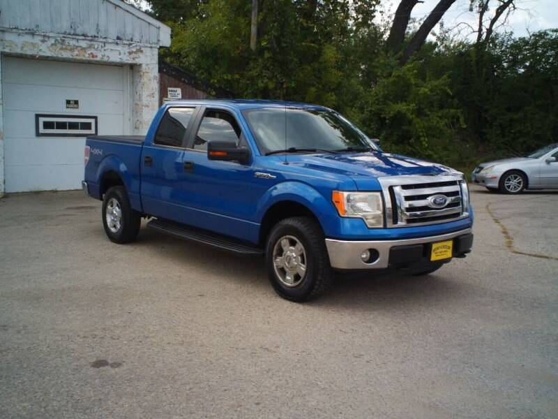 2010 Ford F-150 for sale at BestBuyAutoLtd in Spring Grove IL
