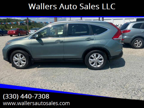 2012 Honda CR-V for sale at Wallers Auto Sales LLC in Dover OH