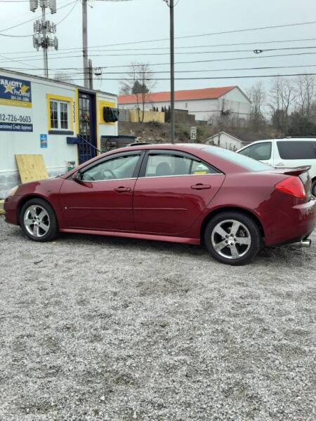 2010 Pontiac G6 for sale at STAR CITY PRE-OWNED in Morgantown WV