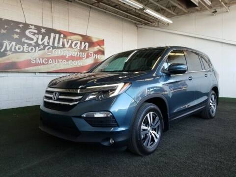 2018 Honda Pilot for sale at SULLIVAN MOTOR COMPANY INC. in Mesa AZ