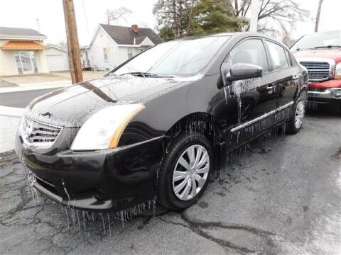 2011 Nissan Sentra for sale at D & T Auto Sales, Inc. in Henderson KY