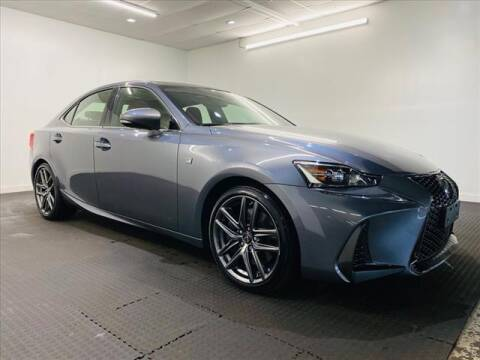 2017 Lexus IS 300 for sale at Champagne Motor Car Company in Willimantic CT