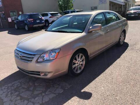 2006 Toyota Avalon for sale at WB Auto Sales LLC in Barnum MN