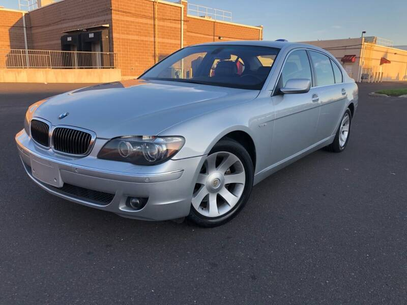 2006 BMW 7 Series for sale at PA Auto World in Levittown PA