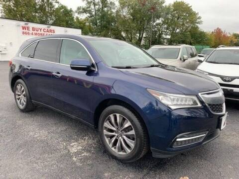 2016 Acura MDX for sale at BuyFromAndy.com at Hi Lo Auto Sales in Frederick MD