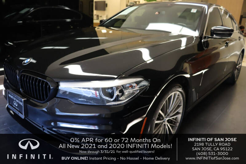 Used Bmw 5 Series For Sale In San Jose Ca Carsforsale Com