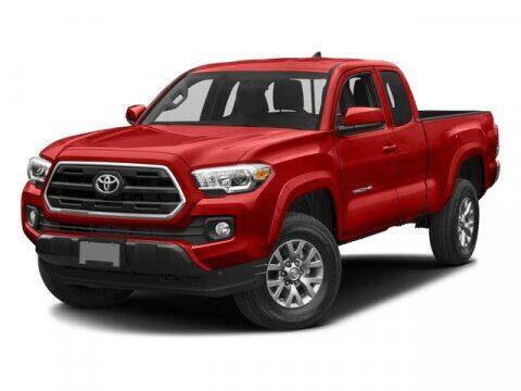 2017 Toyota Tacoma for sale at NYC Motorcars in Freeport NY