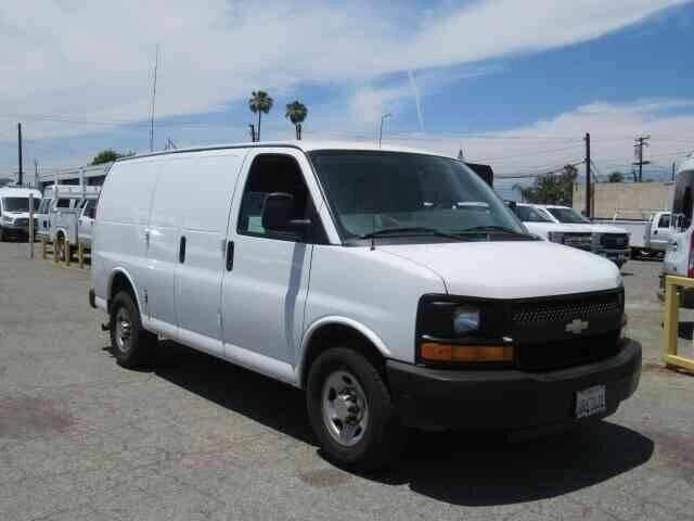2013 Chevrolet Express Cargo for sale at Atlantis Auto Sales in La Puente CA